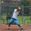 Hittin' homers: batters compete in home run derby