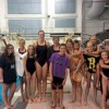 Red Fins qualify for provincials
