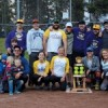 Barley Kings reign supreme in slo-pitch league