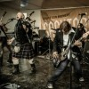Bagpiping rock band takes over the Atha-B