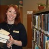 New chapter for local library clerk