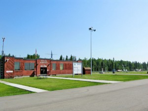 The province plans to spend $49,500 to update the Edson Airport's runway and taxiway. File photo.