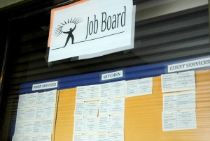 As of June 9 there were 380 job posting in Jasper, according to Ginette Marcoux, executive director for the Jasper Employment and Education Centre. File photo.