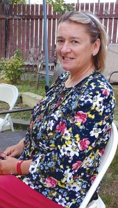 Nancy Addison spear-headed the initiative to help Reham's family to come to Canada. Submitted photo