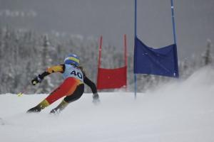 U12 ski race12P. Clarke