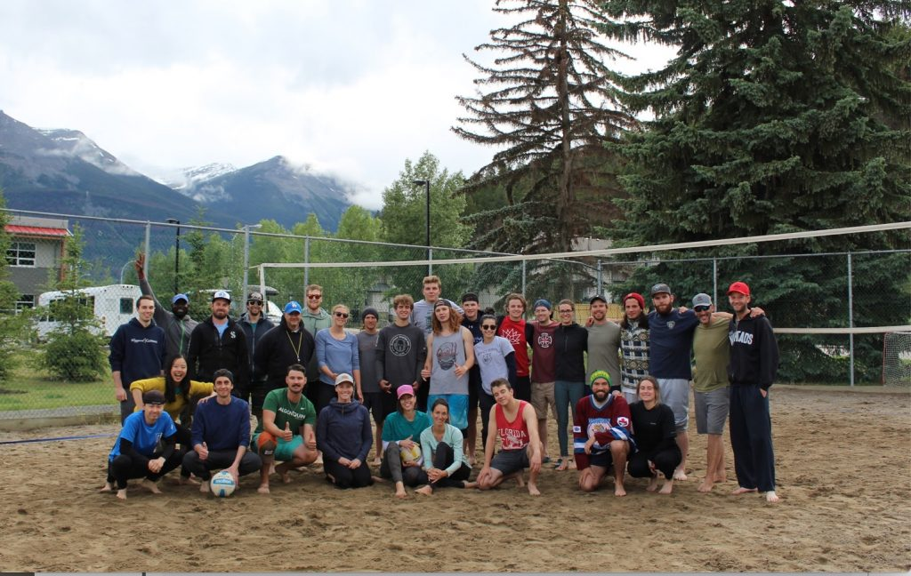 Strong Side Local Launches Summer Volleyball League Jasper S